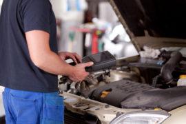 Diagnostyka i naprawy silników
